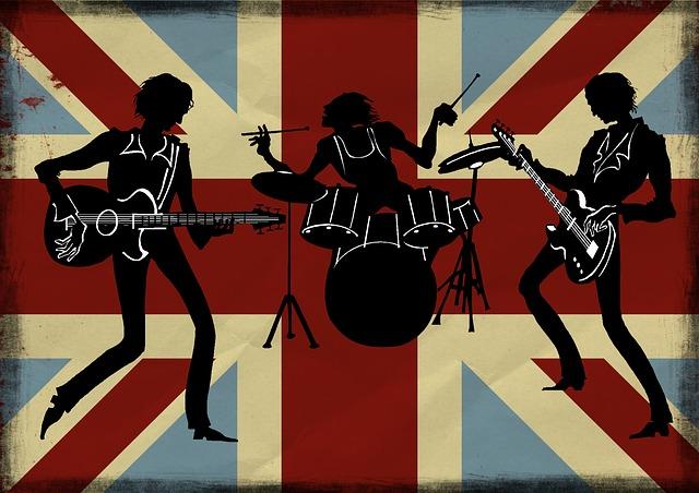 「ヴィジュアル系バンド」は英語でどういう?